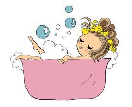 牛皮癣患者如何健康洗澡